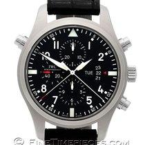 IWC Fliegeruhr Doppelchronograph 46 mm IW377801