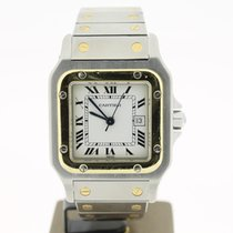 Cartier Santos Steel/Gold (BOX1998) Automatic  29MM