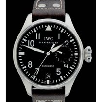 IWC Big Pilot 7 Tage Power Reserve - Ref.: iw500401 - Box/Papi...