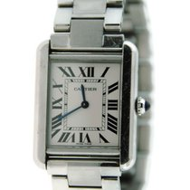 Cartier Tank Solo Stainless Steel
