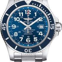 Breitling A17392D8/C910/162A Superocean 44mm Automatic Men's