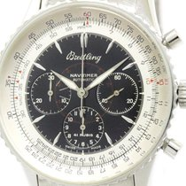Breitling Polished Breitling Navitimer Montbrillant Automatic...