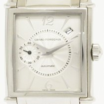 Girard Perregaux Vintage 1945 Steel Automatic Mens Watch 25932...