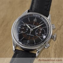 Baume & Mercier Capaland Chronograph Automatik Stahl 65542