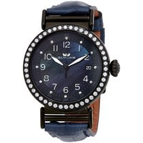 Glycine F 104 Blue Mother of Pearl Dial Men's Watch