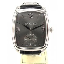 H.Moser & Cie. Henry Double Hairspring Platinum
