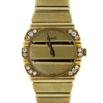 Piaget Polo 861C701 18k  Gold Diamond Ladies Watch