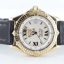 Breitling Lady Wings Chronometre Gold