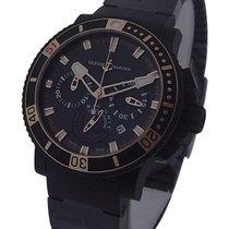 Ulysse Nardin Black Sea Chronograph Big Unit Randy Johnson LE...