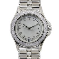 Mauboussin 18k  Gold Diamond Automatic Ladies Watch