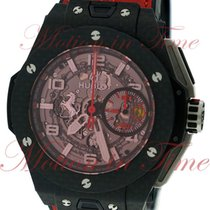 Hublot Big Bang 45mm Unico Ferrari, Skeleton Dial, Limited...