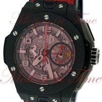 Hublot Big Bang 45mm Unico Ferrari, Skeleton Dial, Limited...