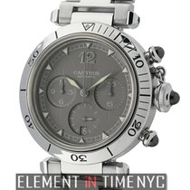 Cartier Pasha Collection Pasha Millennium 38mm Chronograph...