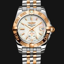 Breitling Galactic 36 Automatic Steel Gold