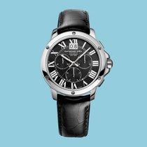 Raymond Weil Tango Chronograph Datum Lederband -NEU-