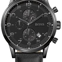 Hugo Boss Gents Chrono 1512567 Herrenchronograph Zeitloses Design