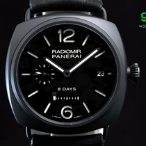 Panerai Pam 384 Radiomir 8-days Black Ceramic 45mm