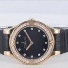 Corum Romulus 18K Solid Rose Gold Diamonds
