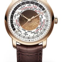 Vacheron Constantin [NEW] TRADITIONNELLE WORLD TIME 86060/000R...