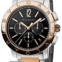 Bulgari Bulgari Automatic Chrono Date Mens watch BB41BSPGDCH