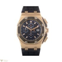 Audemars Piguet Royal Oak Offshore Chronograph 18K Rose Gold...