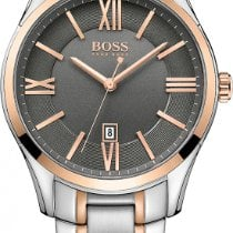 Hugo Boss AMBASSADOR 1513388 Herrenarmbanduhr Sehr Elegant