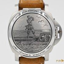 Panerai Luminor Sealand Jules Verne Limited 100pz Pam 216 Full...