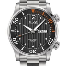 Mido Multifort Diver Two Crown