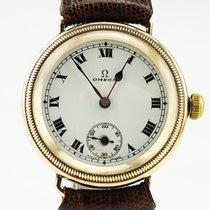 Omega Vintage 9K Gold Collectors 1930s