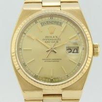 Rolex OysterQuartz Day-Date Quartz 18k Gold Man 19018N