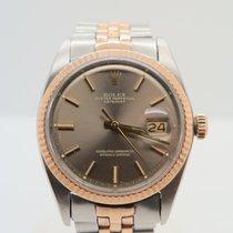 Rolex Datejust 18k Rose Steel Vintage 60's Ref. 1601 (Rare...