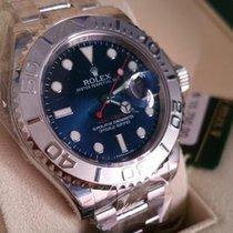 롤렉스 (Rolex) YACTHMASTER BLUE DIAL NEW