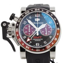 Graham Chronofighter Oversize GMT Exclusive Watch 2 OVGS