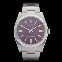 Rolex Oyster Perpetual Stainless Steel Unisex 116000