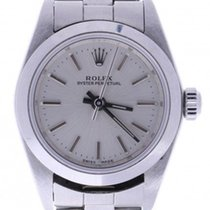 Rolex Oyster Perpetual No Date Automatic-self-wind Womens...