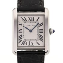 Cartier Tank Solo Small 31 Leather
