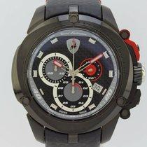 Tonino Lamborghini Spyder Glass Quartz Steel RL 504D.D