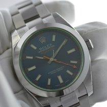 Rolex MILGAUSS gv blue