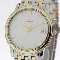 Omega de Ville Prestige Ref. 196.1150 18K Yellow Gold &...