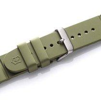 Victorinox Swiss Army I.N.O.X Kautschukband grün 21mm 005105