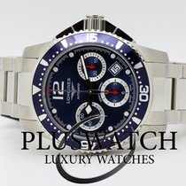 Longines HYDROCONQUEST L3.744.4.96.6 AUTOMATIC BLUE DIAL 41MM
