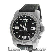 Breitling Men's  Cockpit EB5010 Titanium Chronometer...