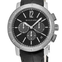 Bulgari Black Men's Watch 102043