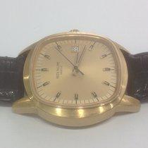 Patek Philippe Rare Beta 21 yellow gold ref.3587  Oversize 43mm