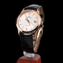Jaeger-LeCoultre master control date rose gold automatic men