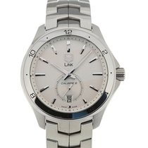 TAG Heuer Link 40 Automatic Silver Dial