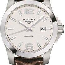 Longines Conquest Men's Watch L3.659.4.76.5