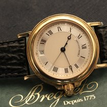 Breguet marine yellow gold like mint box papers , oro giallo