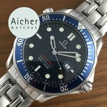 """Omega Like New Omega """"Red Letters"""" Seamaster 300m..."""
