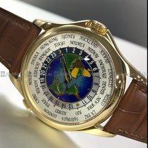 Patek Philippe - World Time Enamel Cloisonné Dial